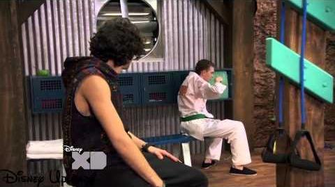 "Exclusive ""Kickin' It"" Pranksgiving Clip!"