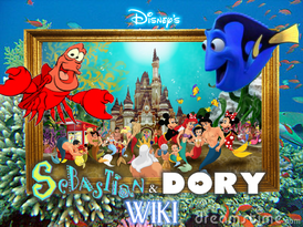 Disneys Sebastian and Dory in Under the Sea wiki