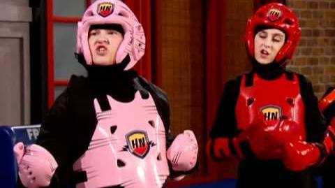 So Random! - Helmet Ninjas