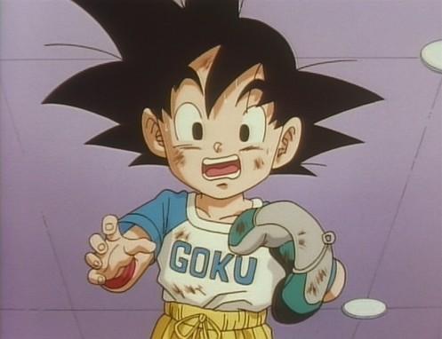 Dragon Ball Gt – The Movie: Son-Goku Jr.