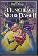 Disney's The Hunchback of Notre Dame 2 cover