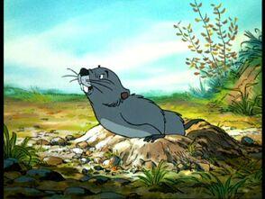 Gopher Winnie-the-Pooh