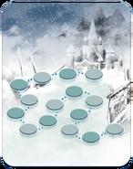 DisneyTsumTsum Events Japan Frozen CardArendelleWinter 201703