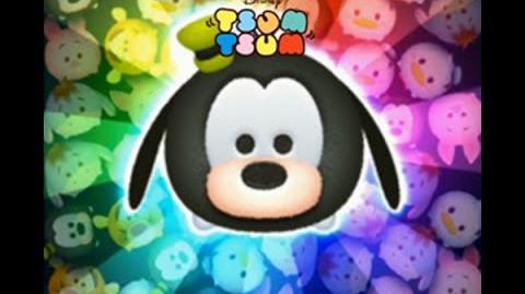 Disney Tsum Tsum - Goofy (Japan Ver)