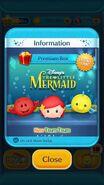 DisneyTsumTsum Lucky Time International LittleMermaid Screen 20150501