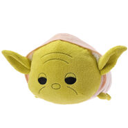 StarWarsTsumTsum Plush Yoda jpn MediumFront 2016