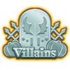 DisneyTsumTsum Pins Japan VillainsOctober2016 Silver