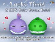DisneyTsumTsum Lucky Time International Randall&Rex LineAd 20151102