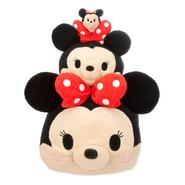 DisneyTsumTsum PlushSet Minnie MiniMediumLarge 2014