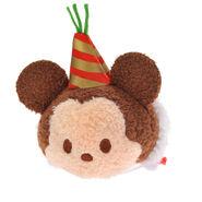 DisneyTsumTsum Plush MickeyChristmas2016 jpn 2016 MiniFront
