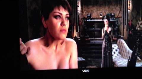 Theodora's Wicked Witch Transformation