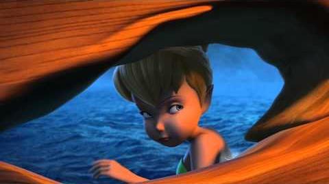 """The Pirate Fairy - """"Captain Zarina"""" Clip"""