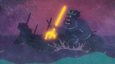 The Little Mermaid - Ursula's Final Fight (1989)