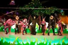 Inferno Dance Party HKDL