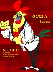 Steelbeak