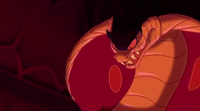 Image snake jafar part wickedpedia fandom powered by wikia - Serpent aladin ...