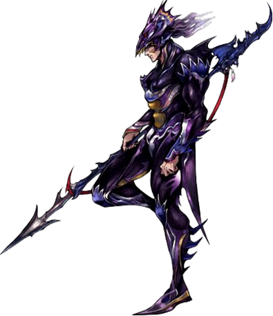 Dissidia 012 kain highwind artwork
