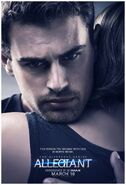Divergent series allegiant - the person you became with her