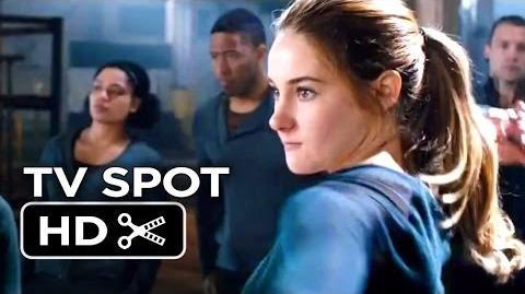Divergent TV SPOT - Villain (2014) - Shailene Woodley, Kate Winslet Movie HD