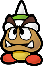 File:150px-Spiky Goomba - Paper Mario The Thousand-Year Door.png