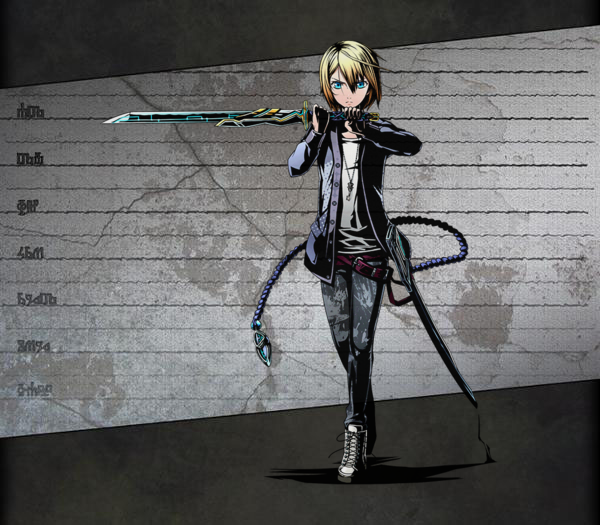 ID:006 刀士アオト