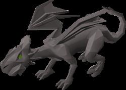 Iron Dragon