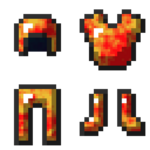Inferno Armor Full Size