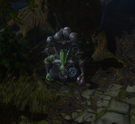 DOS Quest The Hunt in Hunter's Edge - Ratcatcher