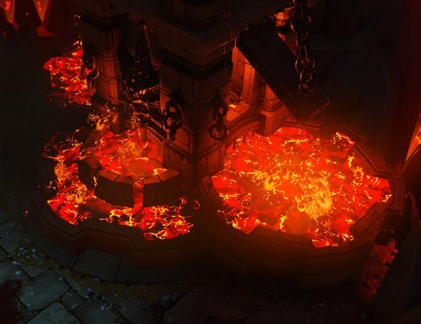 DOS Quest Eternal Winter - Elemental Forge