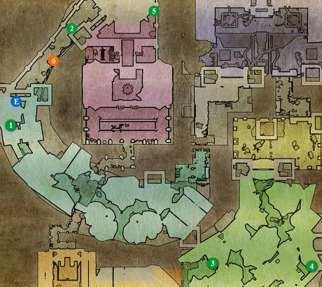 Rune Handles Map