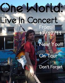 One World: Live In Concert Poster.