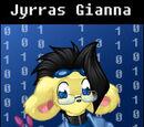 Jyrras Gianna