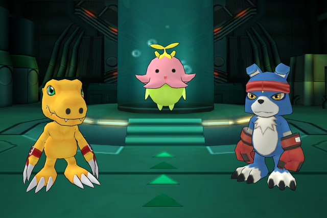 File:Digimon Masters Online Starters.png