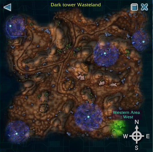 Dark tower Wasteland