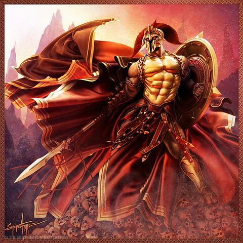 File:God of War by Steve Argyle.jpg