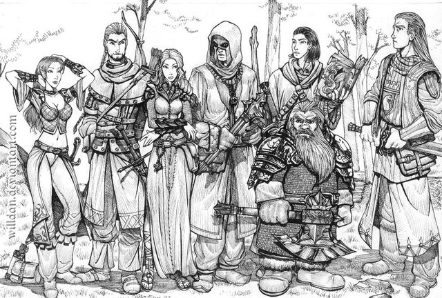 File:Fantasy fellowship by WillDan.jpg