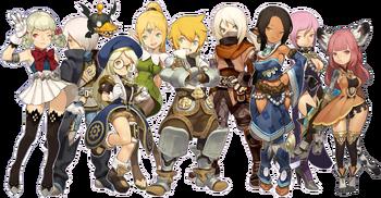Adventurers updated