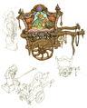 Velskud the Pupeteer cart.jpg