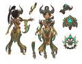 Kali green dragon.jpg