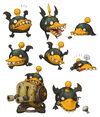 Mecha Ducks Gatling Gun Tower