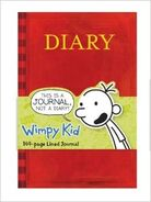 Diary of a Wimpy Kid Journal