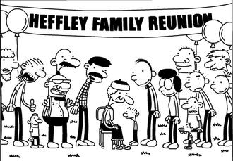 Heffley Famiy Reunion