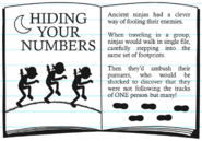 Hiding Your Numbers page