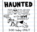 Greg and Rowley's Haunted House