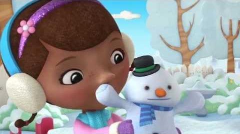 Doc McStuffins - Chillin' In The Snow - Disney Junior UK HD