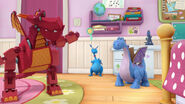 Dragon bot, bronty and stuffy