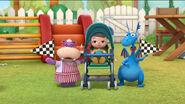 Stuffy, hallie and tessie
