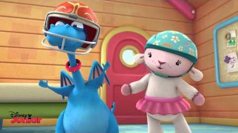 """Helmet"" Song Doc McStuffins Disney Junior UK"