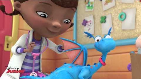 """One Toy at a Time"" Song Doc McStuffins Disney Junior UK"