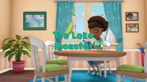 The lake monster title